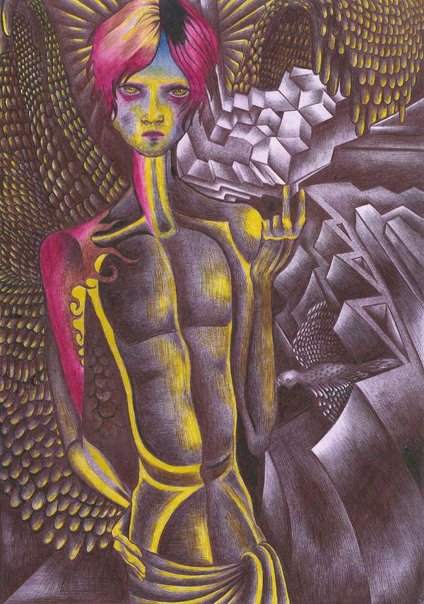 Thanatos by lisa-im-laerm