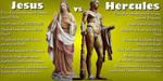 Jesus Vs Hercules by lisa-im-laerm