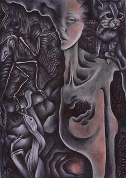 Sphinx by lisa-im-laerm