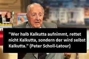 Peter Scholl-Latour by lisa-im-laerm