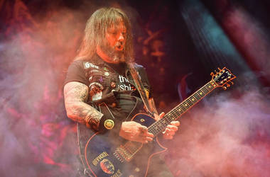 Slayer in Germany by lisa-im-laerm