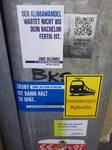 environment protection stickers by lisa-im-laerm