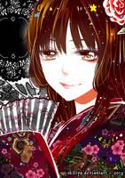 Kimono by skiliya