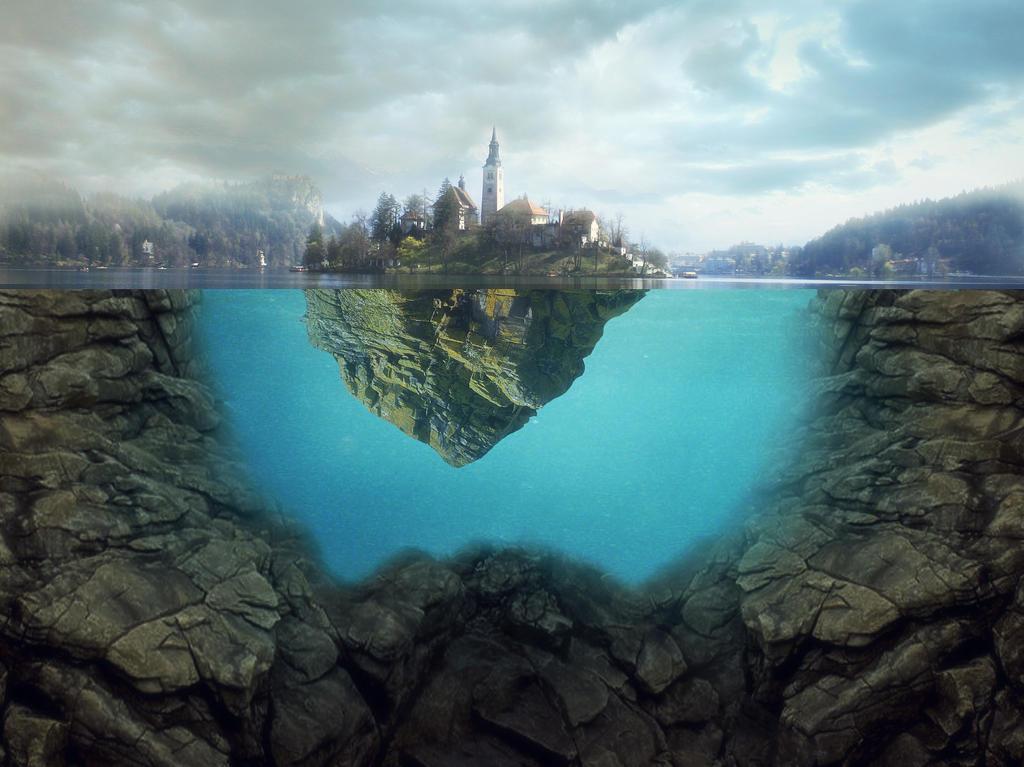 Island photo manipulation by far2gon