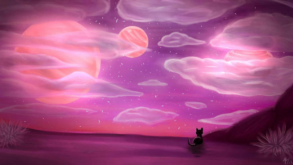 It's a big universe out there by Blarien