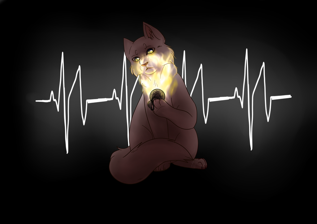 The heartbeat of a Timelord [Redraw] by Blarien