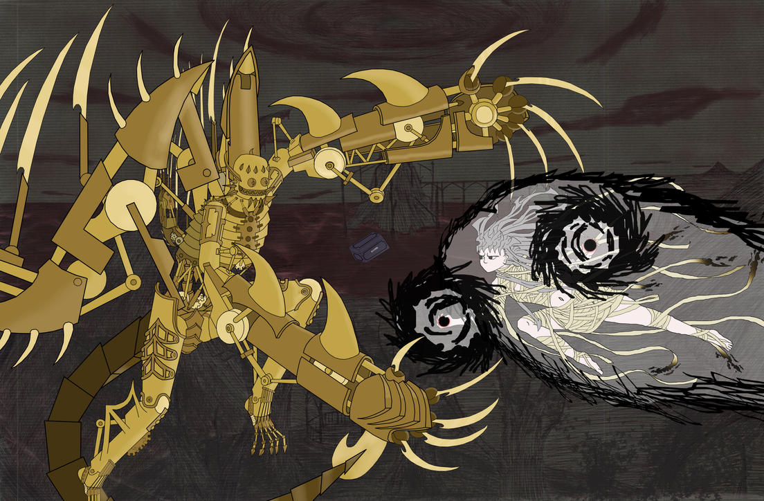 Chop Suey, Caesar VS Ira by WallowBlacklake