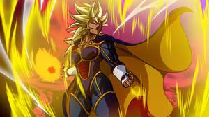 The Super She-Saiyan