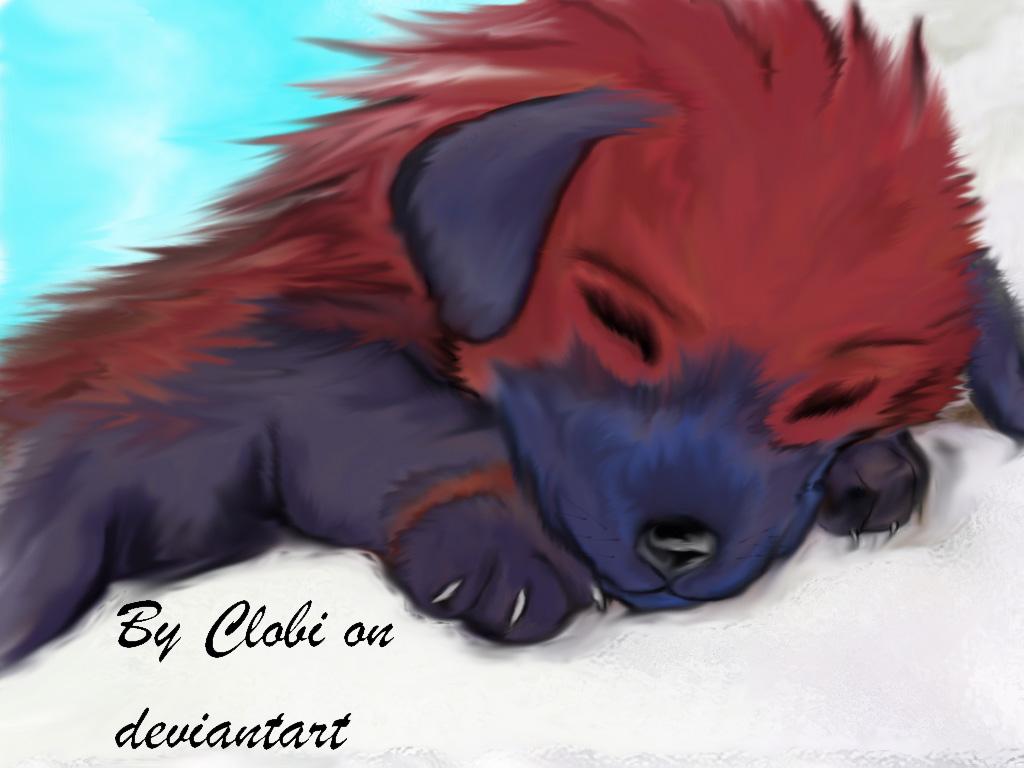 Sweet dreams my darling by clobi