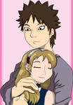 Nicki and Kankuro ......