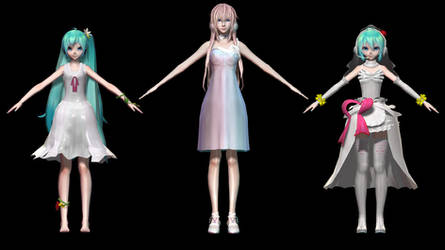 [MMD MME] New real Material shader DL