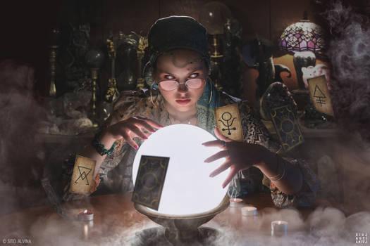 .: Light Alchemy and Antimony :.