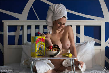 .: When your breakfast goes ... KABOOM :.