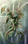 Two-head Dragon Collab Arcanum