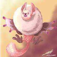 Paolumu from Monster Hunter World