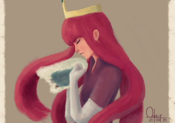 Princess Bubblegum by autobot0d41r