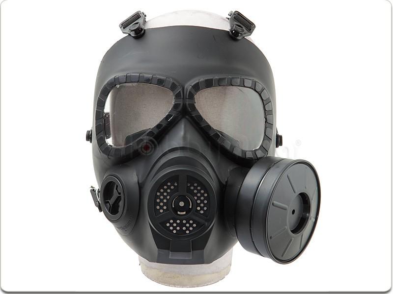 Huey Freeman Gas Mask