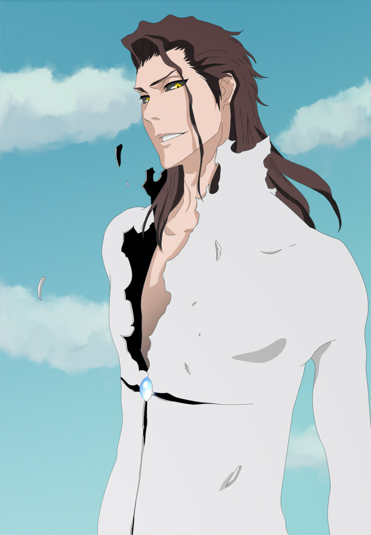 Sosuke Aizen Shall Transcend Death Battle! by Dynamo1212 on