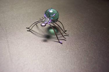marble spider