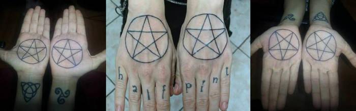 Hand Pentacles