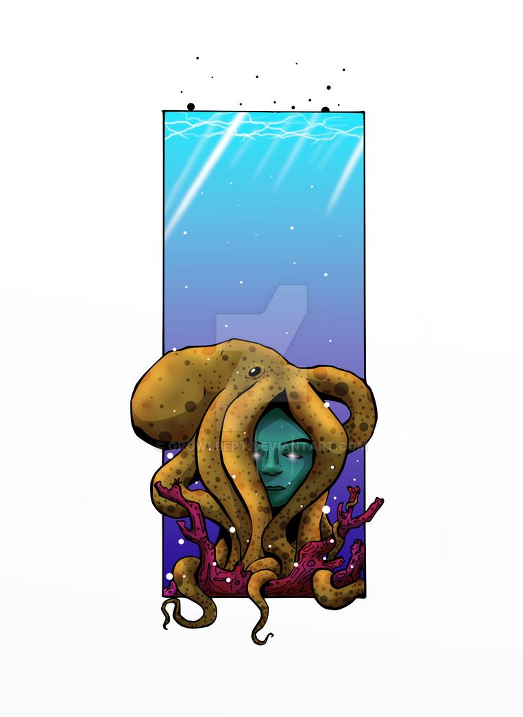 Spirit of the Sea by GrowlBert
