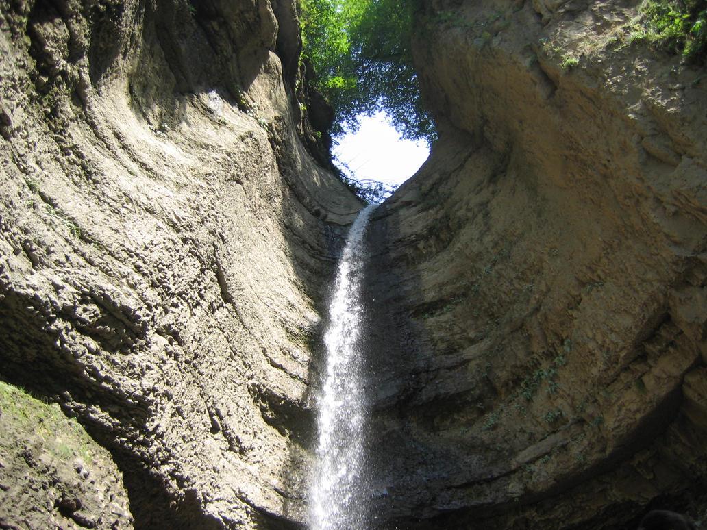 Waterfall by HappyEugene