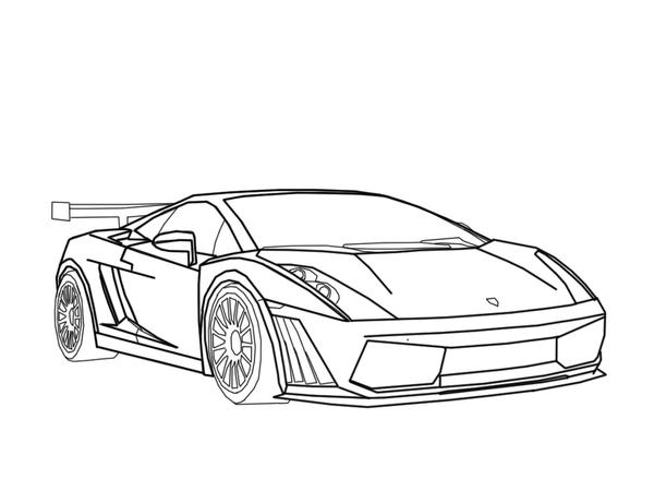 Lamborghini Gallardo by SSJGOKU94 on DeviantArt
