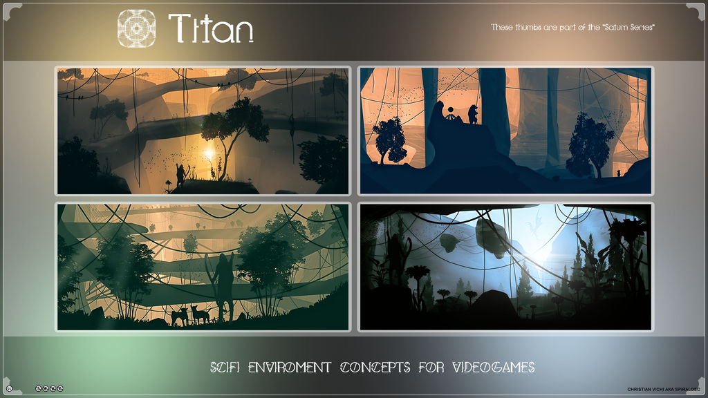 Titan - Colors