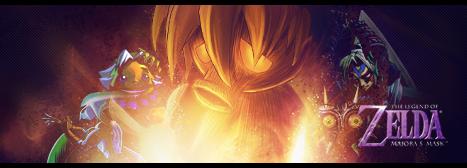 Zelda Majora's Mask sig' by Seiikya