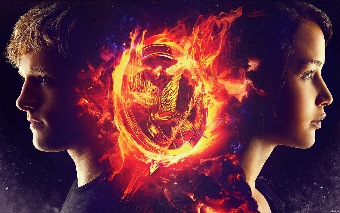 Hunger Games Wallpaper By Seiikya