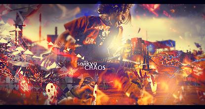 Chaos sig' by Seiikya