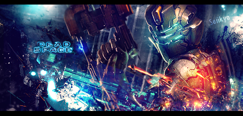 Deadspace Sig by Seiikya