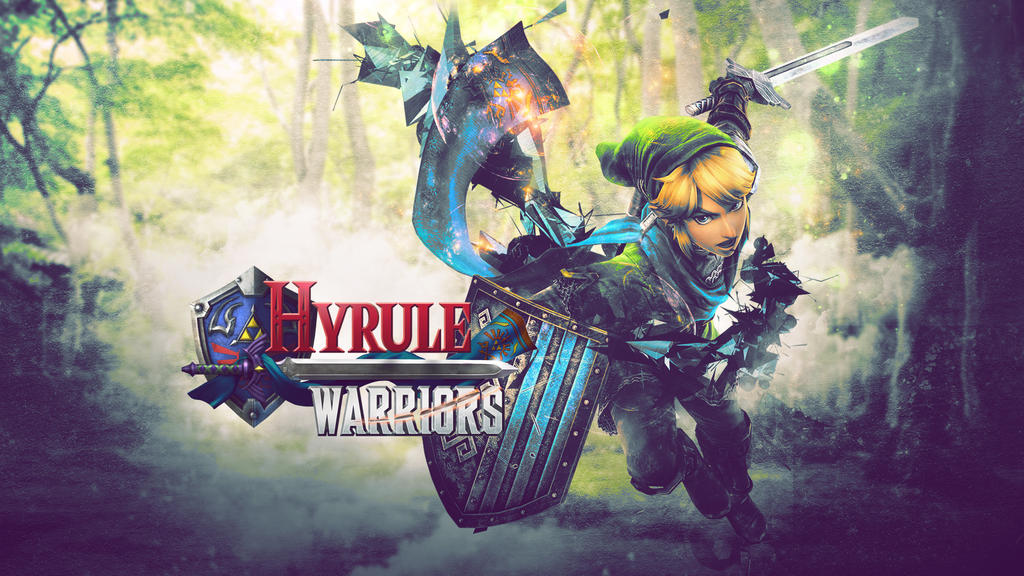 Hyrul Warriors Wallpaper by Seiikya