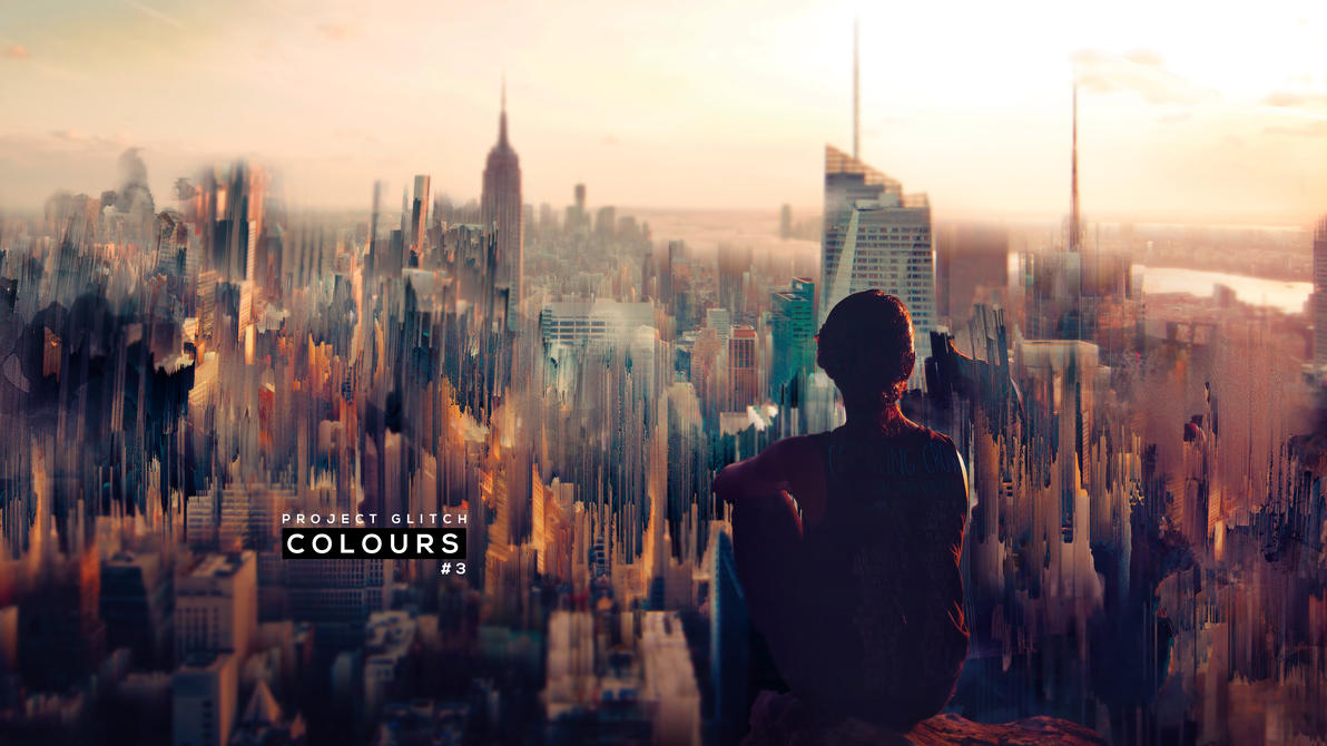 Project Glitch Colours #3 by Seiikya