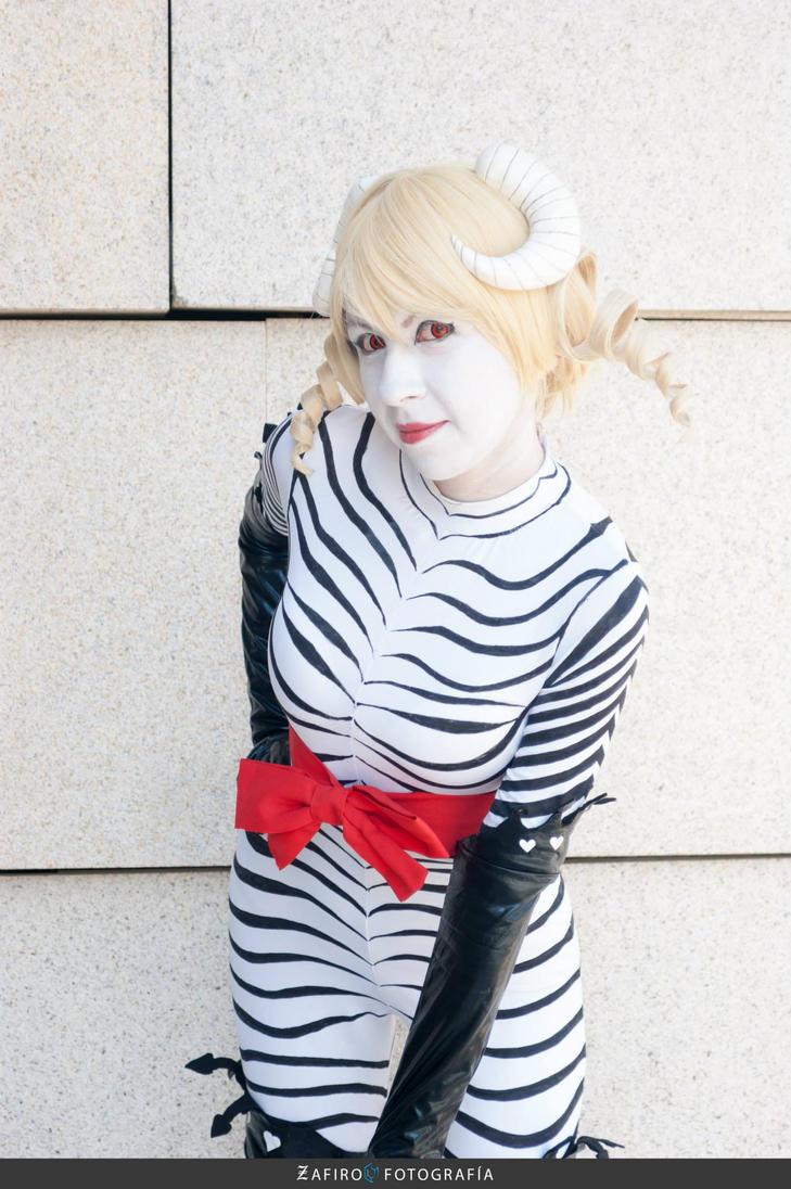 Catherine cosplay by MelodyZombie
