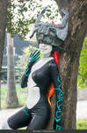 Cursed Midna Cosplay