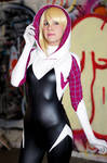 Spidergwen cosplay