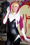Spidergwen cosplay