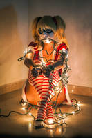 Harley - Christmas by MelodyZombie