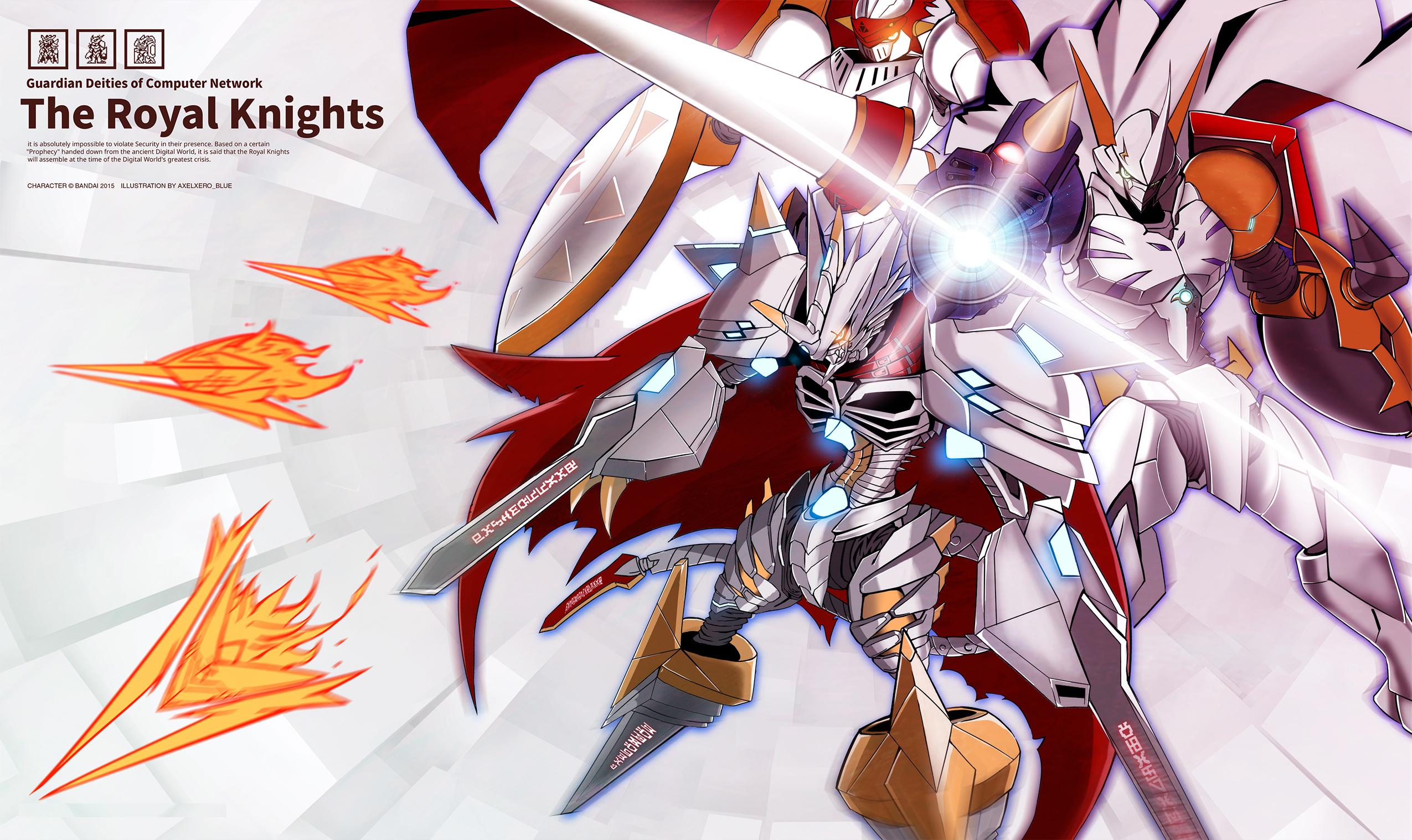 Royal Knight Digimon Omegamon Jesmon Dukemon By Axelxeroblue On Deviantart Gankoomon and jesmon ascended when the latter was still hackmon, and thus still training. royal knight digimon omegamon