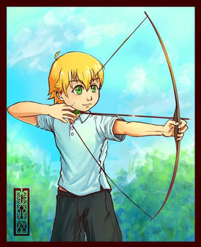 Archery is cool xD