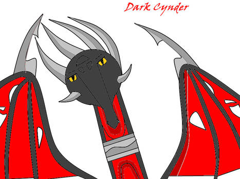 Dark Cynder from New Beginning