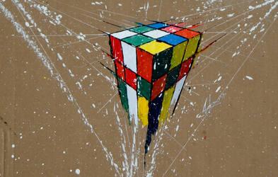 Drip Drip Splatter Splatter by OneWithMyself