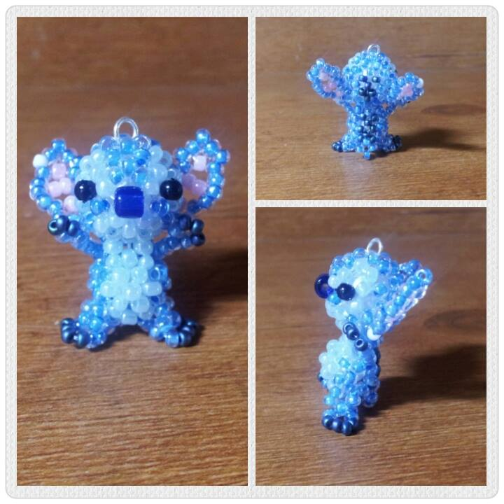 beaded stitch disney 39 s lilo and stitch by aimee mangano