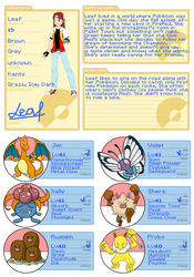Leaf trainer card 1 (v 1)