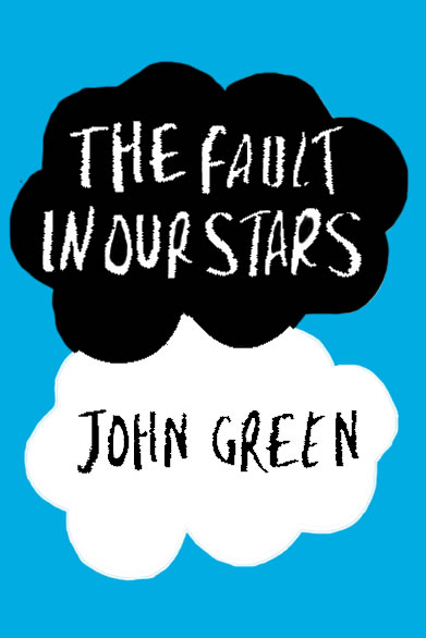 The Fault in our Stars book cover by fichibi5 on DeviantArt