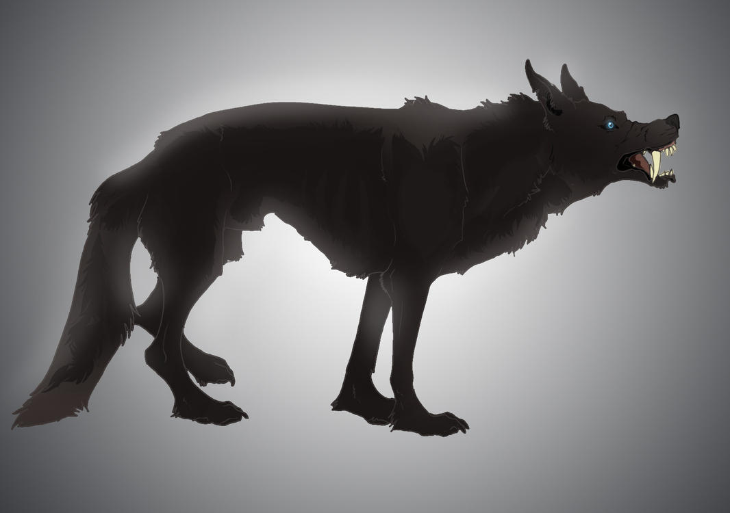 Shieldwolf basic by Seranalu