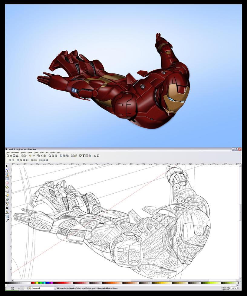 Iron Man by mrmanders