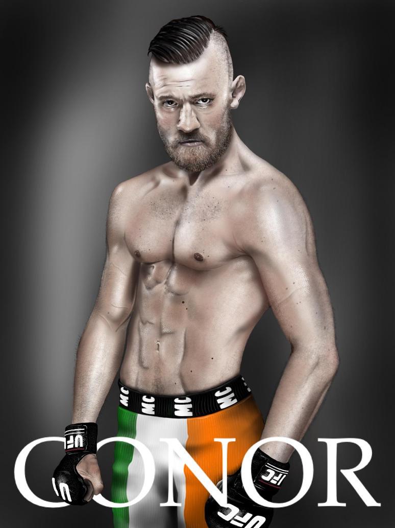 Conor McGregor by mrmanders