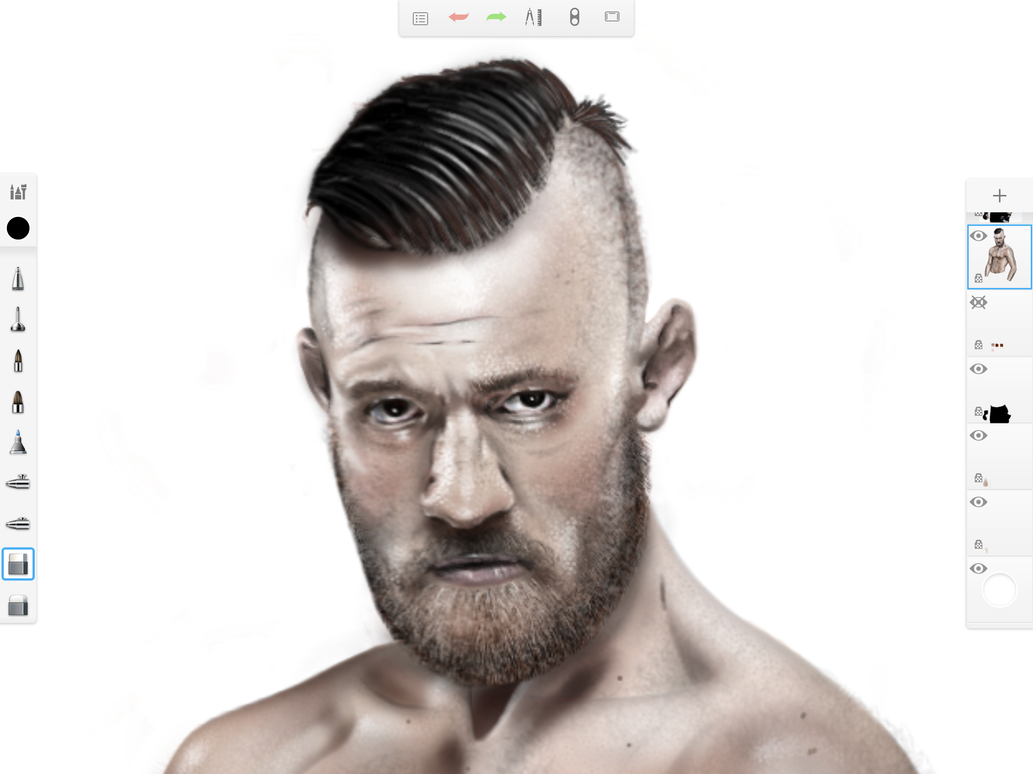 Conor by mrmanders